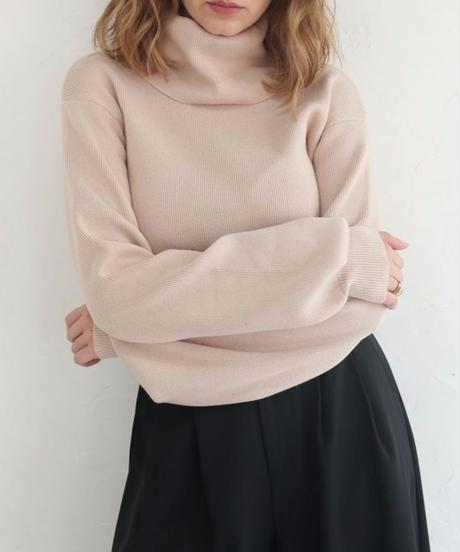 Crop length KNIT TOPS
