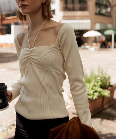 Decorte knit  pullover