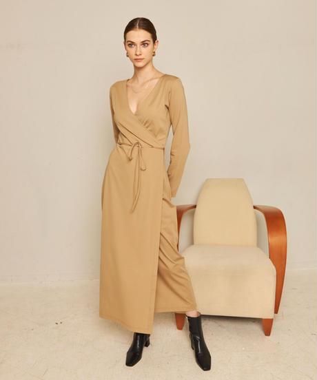 Cache-course comfort dress