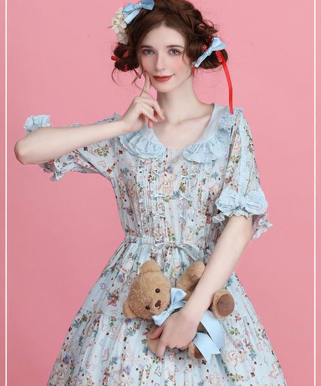 Tea Party Rabbit ワンピース