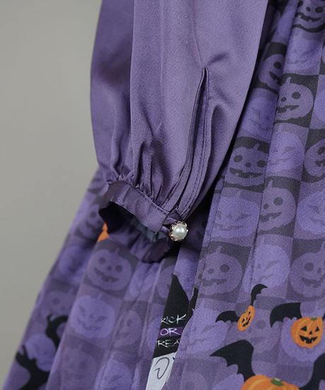 Halloween Magic Cat ワンピース