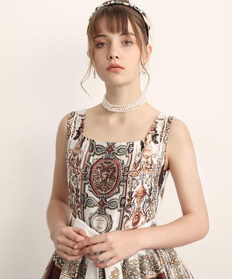 【Ⅿサイズ】Ildefonso Altar ジャンパースカート
