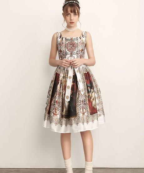 【トールサイズ】Ildefonso Altar ジャンパースカート
