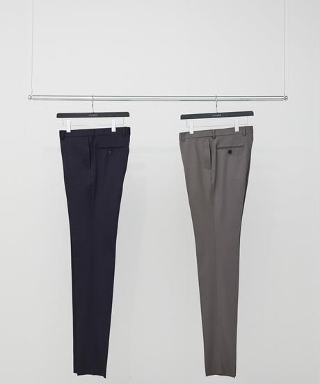 Twill Slim Trousers