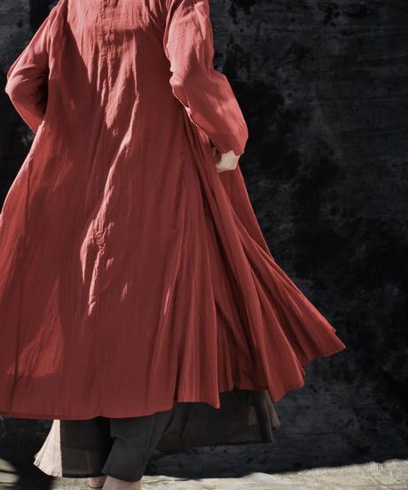 cotton gather coat
