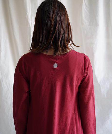cotton flow 7/S OP  RED