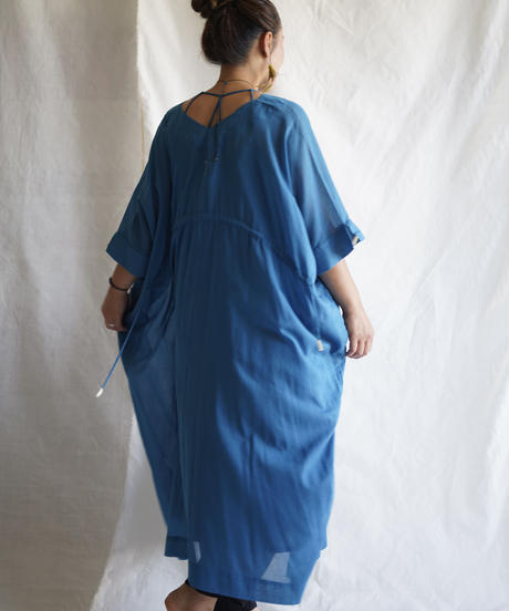 cotton string OP TURQUOISE