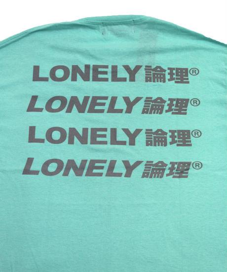 #14 LONELY論理 NEW LOGO TEE