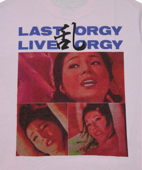 #15LONELY論理 LAST ORGY LIVE ORGY LONG SLEEVE