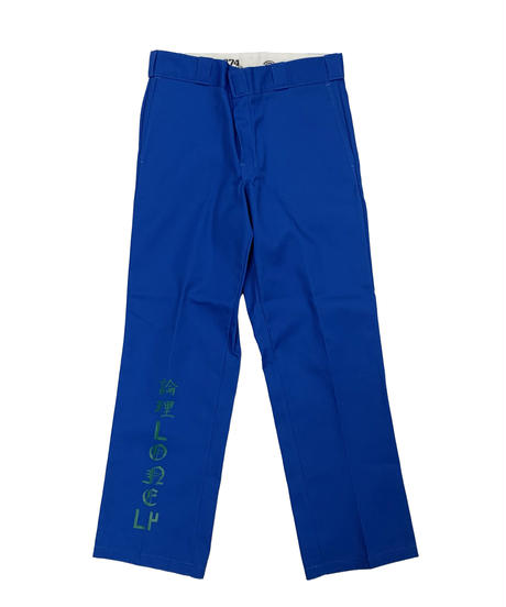 "LONELY論理 BEIKOKU ""ONIBI WORK PANTS"""