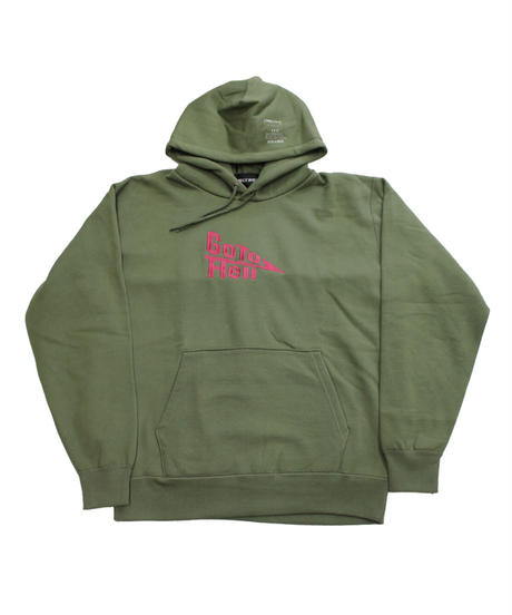 LONELY論理#16 GO TO HELL地獄 HOODIE