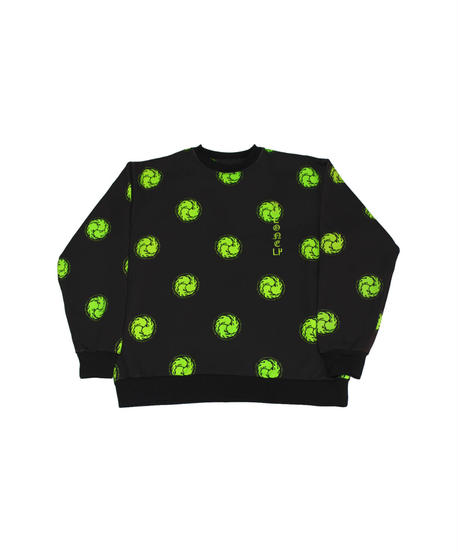 #17 ONIBI CIRCLE CREW NECK