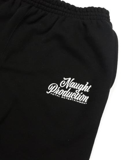 Naught Production Simple Logo Sweat Punts