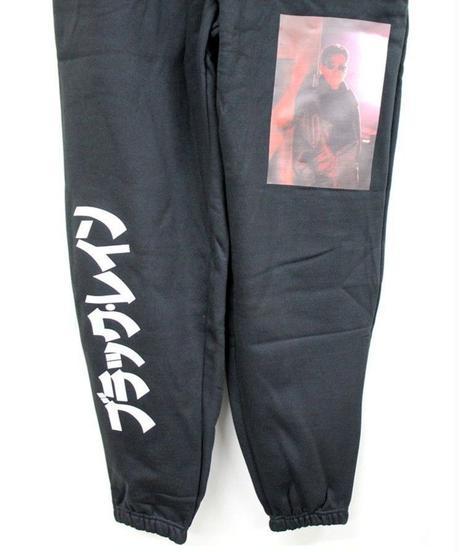 BLACK RAIN コラボ YM2 SWEAT PANTS