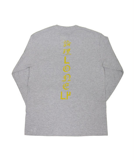 #15LONELY論理 NUE TWINS LONG SLEEVE