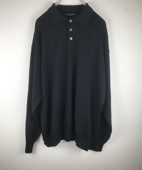 Paolo mondo polo knit shirt MADE IN ITALY