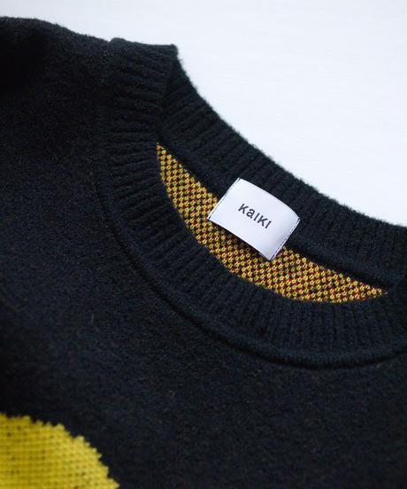 〈3色展開〉KaIKI  /   Face Knit