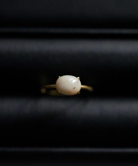 jemstone ring - アフリカンオパール