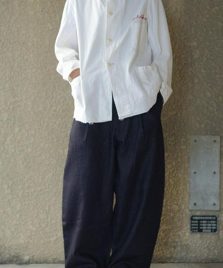 Handwerker /  wide trousers - デニム