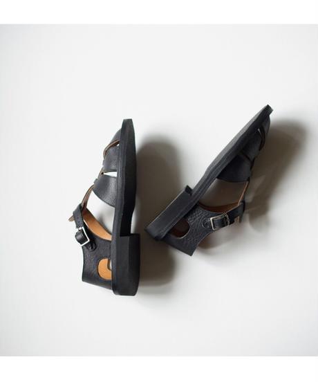 BRUSCHETTA SHOES / ORLEANS - BLACK