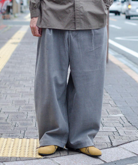 Handwerker /  wide trousers - Corduroy