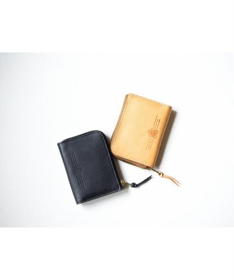 <再入荷> Leather Wallet /  Conpact逆L字 Wallet