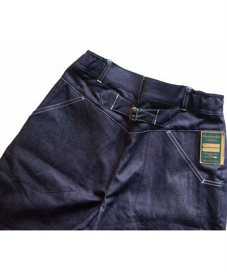 Handwerker /  HW shorts - インディゴ