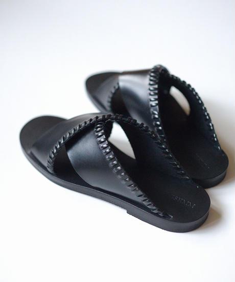 ISHMM / COIL - BLACK - size22.5~25cm