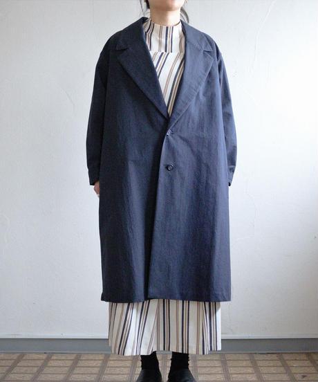 KaIKI  /  和紙ショップコート ー NAVY