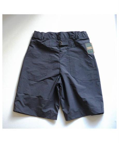 Handwerker /  HW shorts - コンパクトクロス - Dark grey