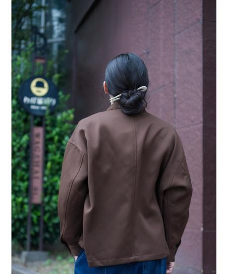 KaIKI /  シャツジャケット - BROWN