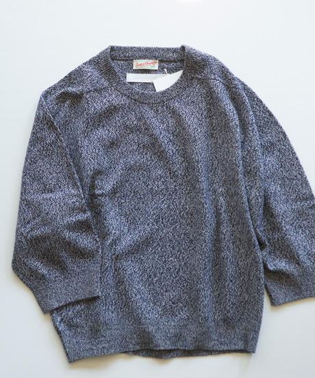 ASEEDONCLOUD / Scotish Knit - Blue
