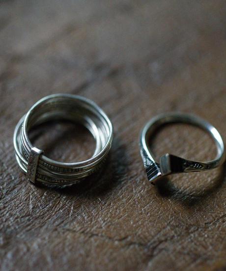〈再入荷〉Touareg Silver Ring /02