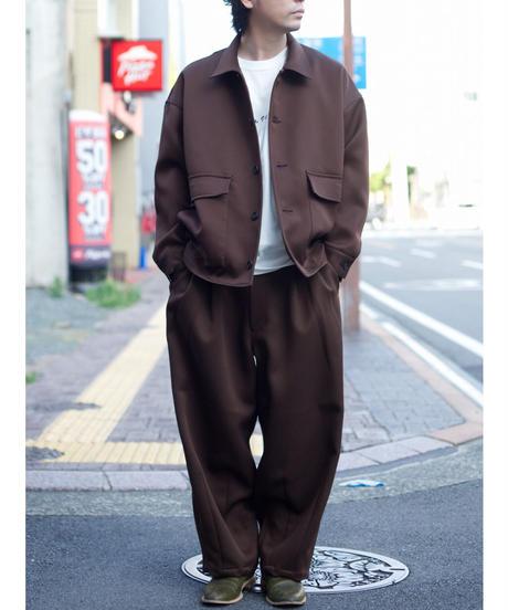 KaIKI / コクーンパンツ - BROWN