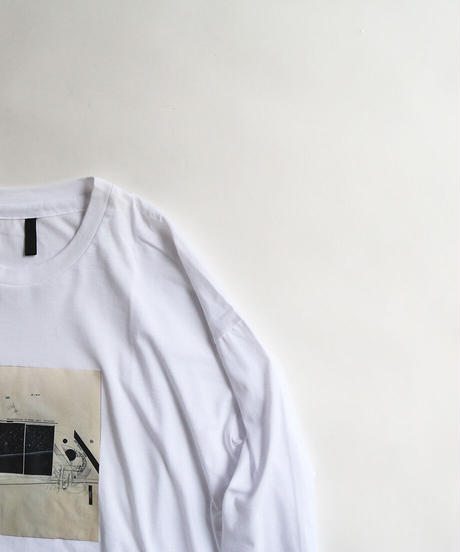 【 HTBS-003】GRAPHIC L/S TEE