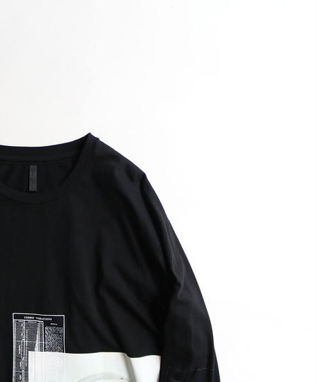 【 HTBS-004 】GRAPHIC L/S TEE