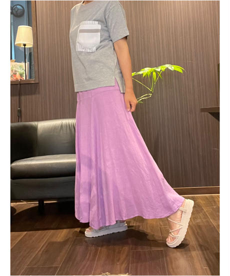 大人可愛い♡マキシスカート