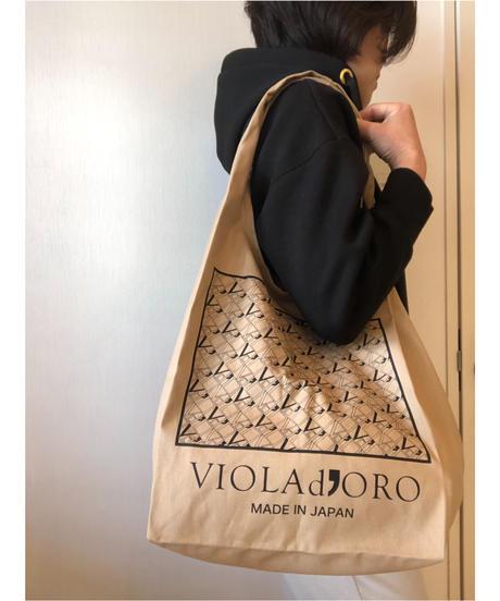 『ヴィオラドーロ』グローサリートート  コットン