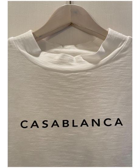 大人のロゴTシャツ