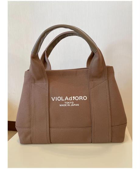 『VIOLADORO』ロゴ入りトートバッグ     V-1368C
