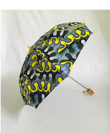 晴雨兼用折り畳み傘47㎝ No20014