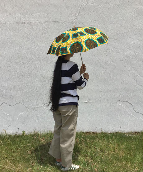 晴雨兼用折り畳み傘47㎝ No20023