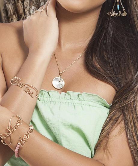 2008年限定 ハワイコイン25¢ /  キングカメハメハ コインネックレス(ユニセックス)($198)