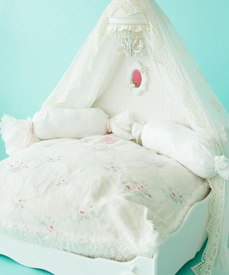 【 Boudoir 】ブードワール (天蓋つきベッド)