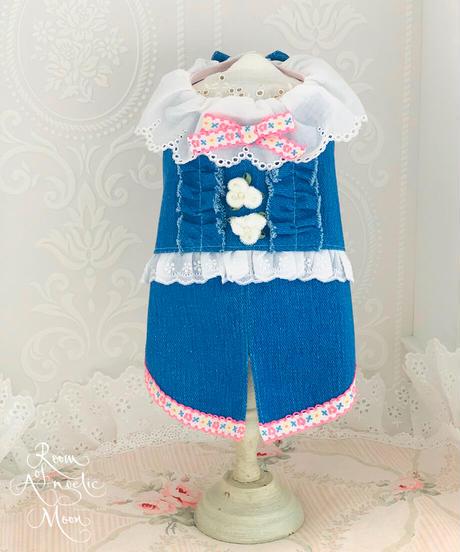 """""""在庫限り終了""""【Sweetie Heidi】""""Tirol Jean Boys""""(チロルジーンボーイズ)/ XS・Sサイズ"""