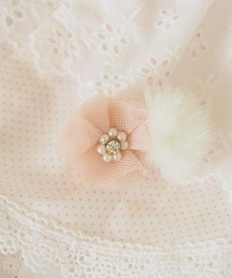 【 Picnic of Marie Antoinette】Trianon Princess(トリアノンプリンセス)バレッタ