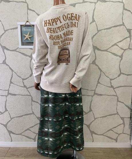 ANTIBALLISTIC  フリースマキシスカート 194AN2KN012 【KHA】