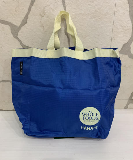 WHOLE FOODS  TAKE OUT TOTE