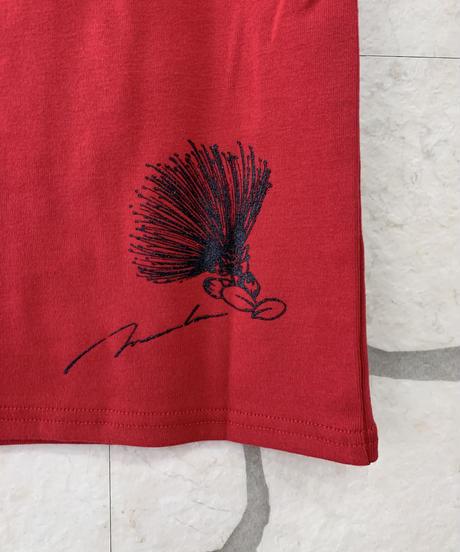 MAUNALOA  レフアTシャツ SHYJX-0311 【RED】