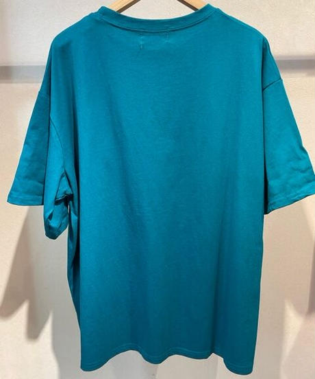 KOREA select 『POPEYE』ロゴTシャツ グリーン